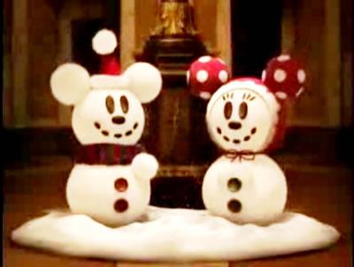 ディズニークリスマス2007CM