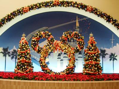 リゾートライン クリスマスイルミネーション