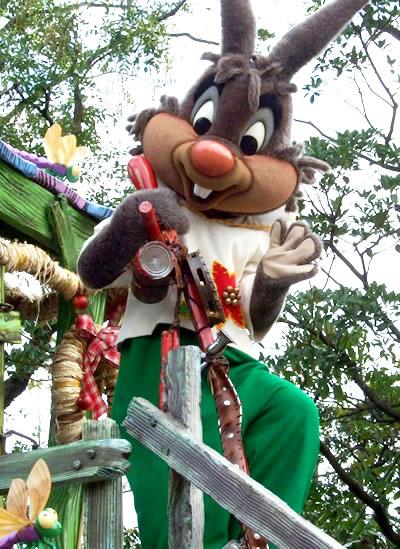 クリスマスドリームスオンパレード ブレアラビット