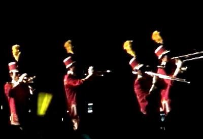 ディズニーランド カウントダウン2008 バンド