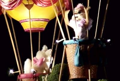 ディズニーランド カウントダウン2008 クラリス&マリー