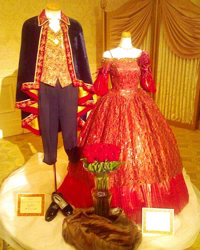 ホテルミラコスタ フェアリーテイルウェディング2007 ドレス