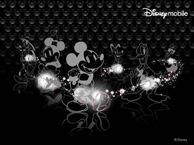 ディズニーモバイル 壁紙