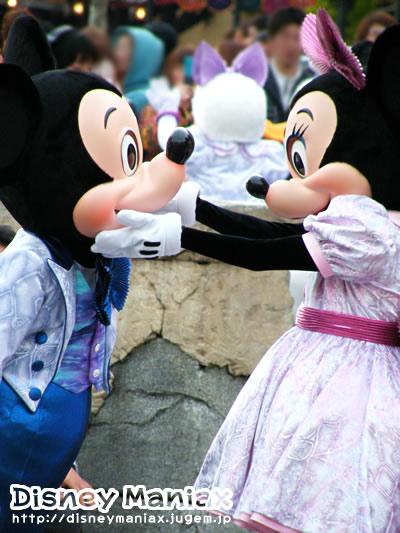 TDS ミースマ ミッキー&ミニー