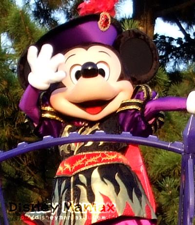 ディズニーハロウィン2008 ミッキー