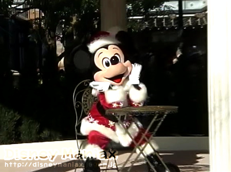アメフロ クリスマスグリ ミッキー