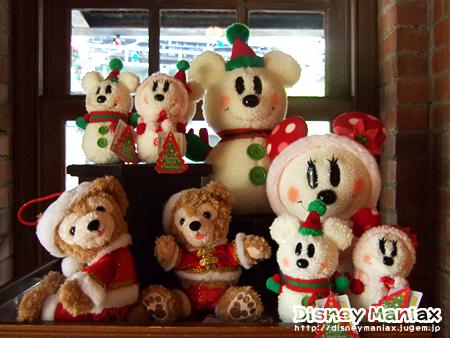 ディズニー・クリスマス2009