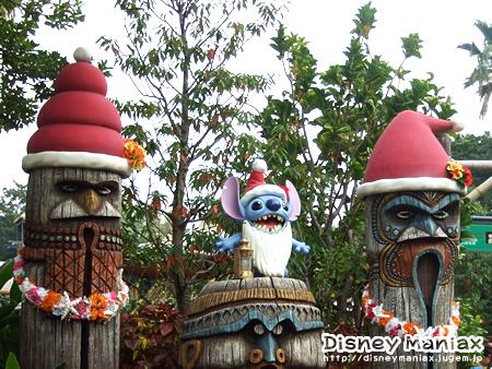 ディズニーランドクリスマス2009