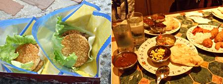 2009年パークでの「食」
