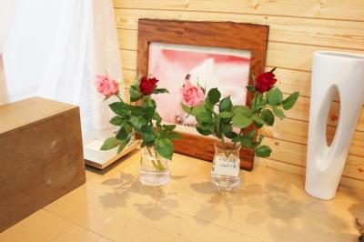 バラ 日持ち テスト いわき市 小名浜の花屋 花国湘南台