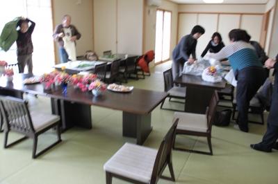 お花の教室 アレンジ 簡単 いわき市 小名浜の花屋 花国湘南台店