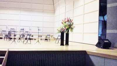 お祝い スタンド花 お祝い いわき市 小名浜の花屋 花国湘南台店