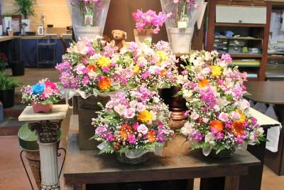 入学式 お祝い お花 いわき市小名浜の花屋 花国湘南台店