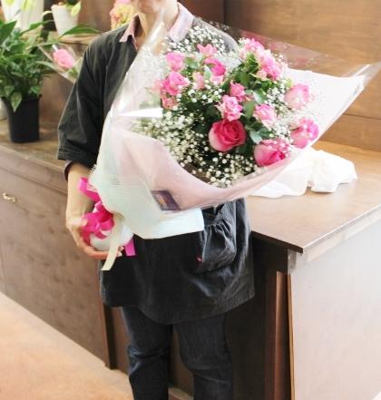 花束 いわき市小名浜の花屋 花国湘南台店
