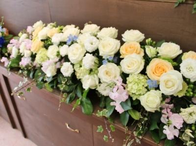 ウエディング ブーケ いわき市小名浜の花屋 花国湘南台店