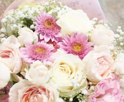 花束、かわいい、 ブーケ、子供、いわき市,小名浜,花屋,花国湘南台店