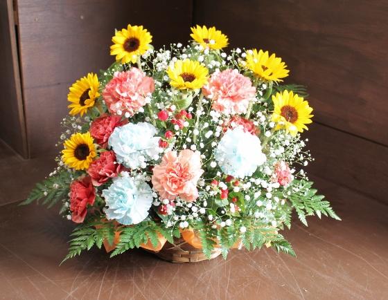 いわき市 花国 お花の画像