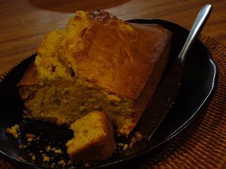 バター入りケーキ