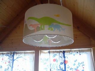 恐竜ライト