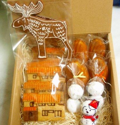 クリスマスプレゼントBOX