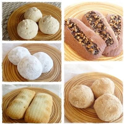 冬のクッキー