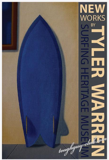 TYLER WARREN