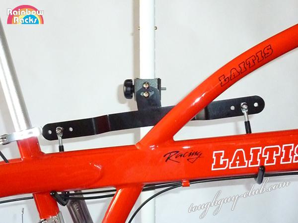レインボーラックス/自転車用ストレージラック
