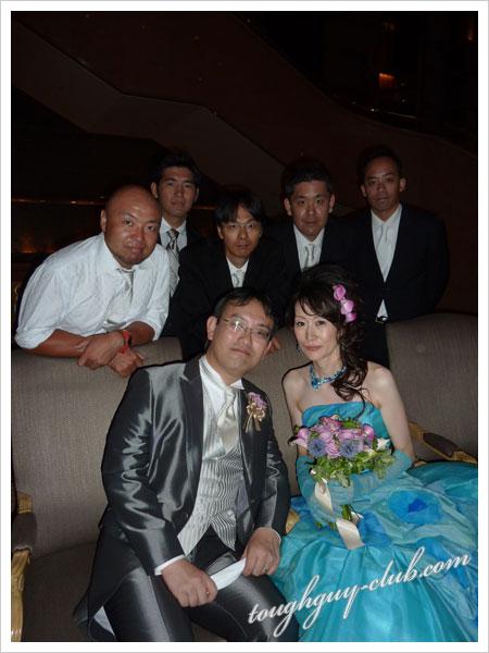 竹内結婚式