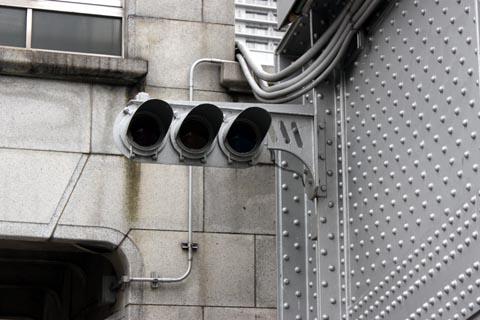 勝鬨橋信号