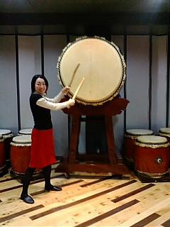 太鼓とわたし