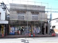 昭和初期の洋風町屋