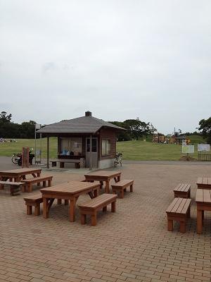 海浜公園広場
