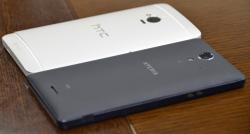HTC J One HTL22,Xperia UL SOL22