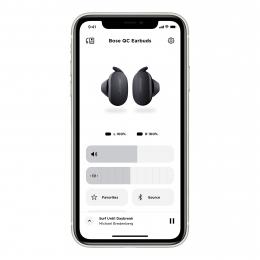 QuietComfort Earbuds App