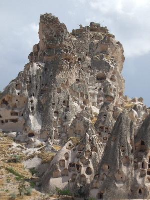 ウチヒサール要塞