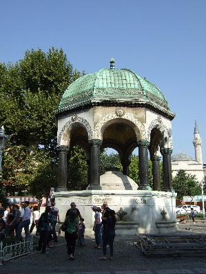 ウィルヘルム2世の泉