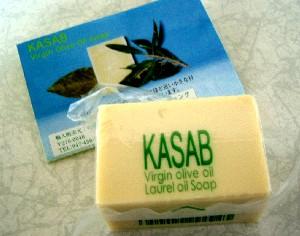カザブ石鹸