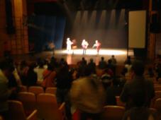 『臨時病室』の生まれ故郷,武漢の街で,そこに生きる観客の皆さんから温かい拍手をいただきました。