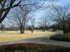 櫛形総合公園。