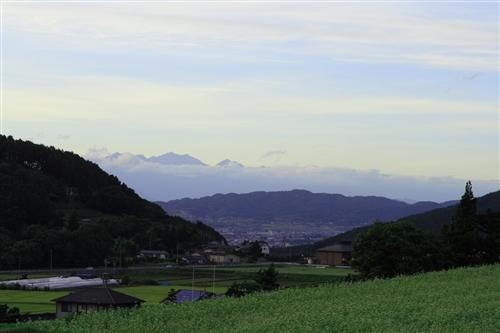 崖温泉への眺望_01