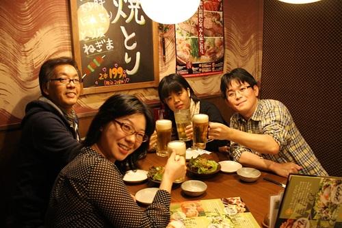 大阪レッスンVol.9初日