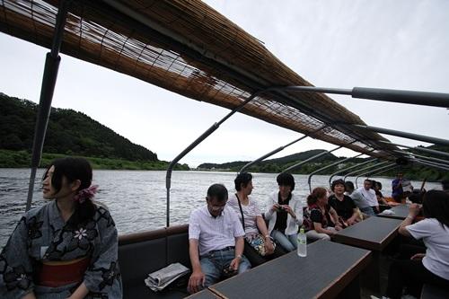 酒田Vol.5最上川川下り