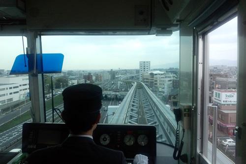 大阪:万博記念公園モノレール