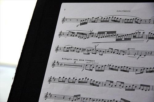 グロヴレーズ楽譜