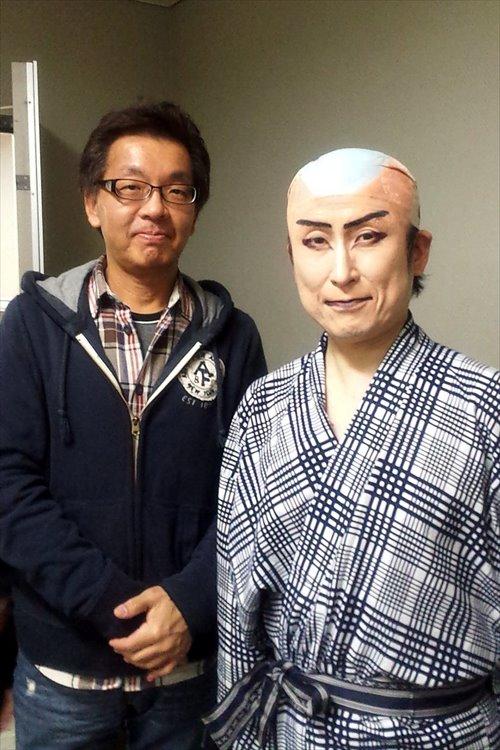 調布市民歌舞伎:大竹さんと