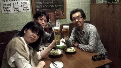大阪レッスンVol.23:1日目