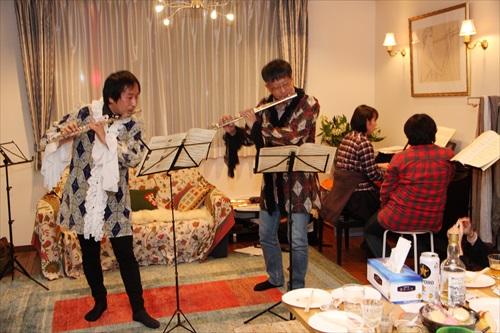 2015クライス吹き初め会Vol.4