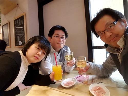 大阪Vol.34:1日目
