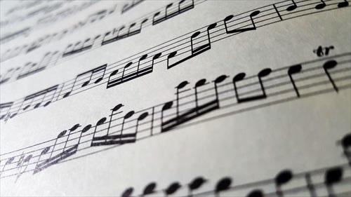 酒田9:楽譜