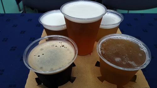 2016けやきひろば秋のビール祭り